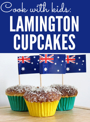 Lamington-cupcake-recipe