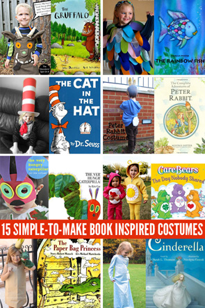 15 Book Costumes