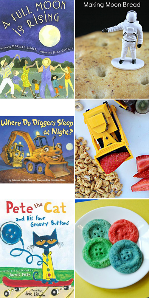 15 book inspired snack ideas for kids perfect for book week international book day - Kids Book Pictures