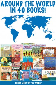 40 picture books to teach children about the world