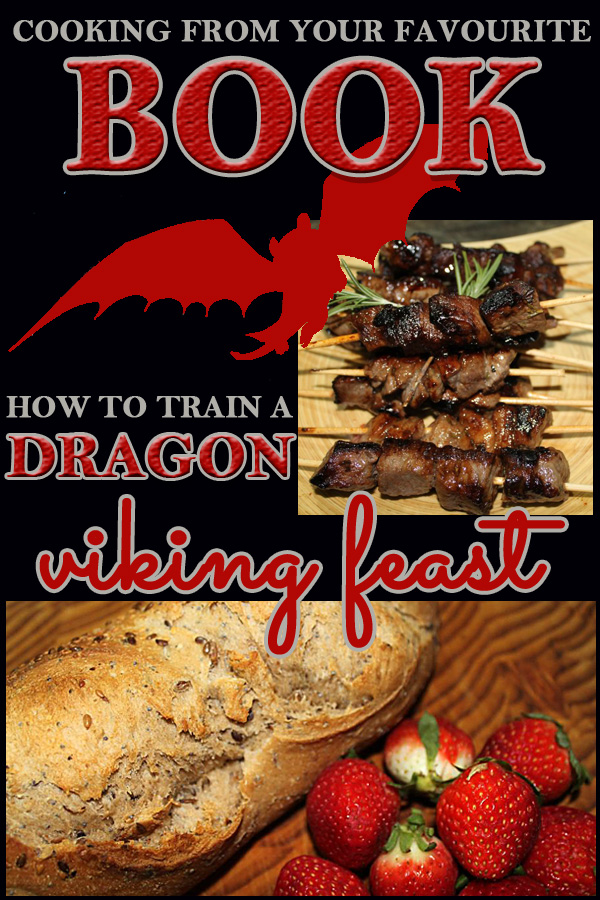 Cooking From Your Favourite Book: A Viking Dinner