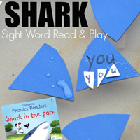 50 sight word activity ideas featured at Childhood101