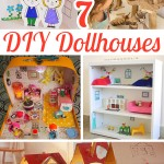 7 DIY Dollhouses for Pretend Play