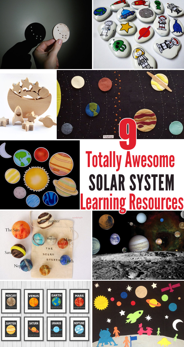 9 Awesome Solar System Learning Activities | Childhood101