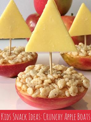 Kids-Snack-Ideas_Crunchy-Apple-Boats