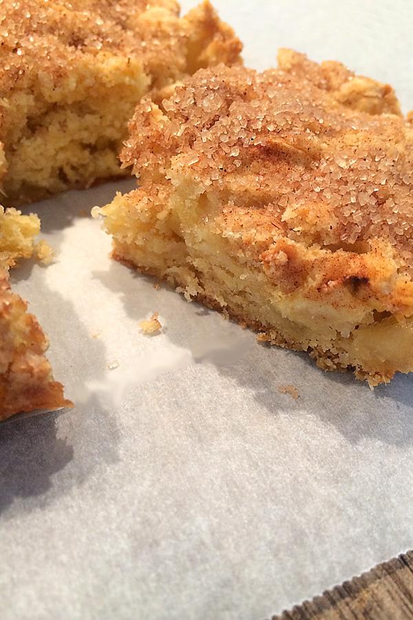 SImple Apple Slice Recipe