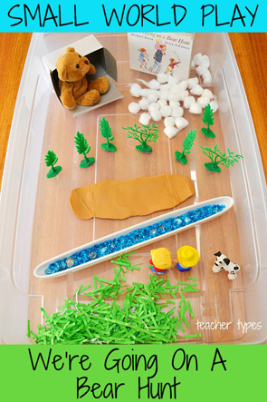 Were-Going-On-A-Bear-Hunt-Small-World-Play-Idea