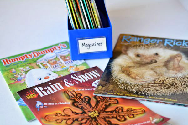 10 Things Kids Can Read Besides Books
