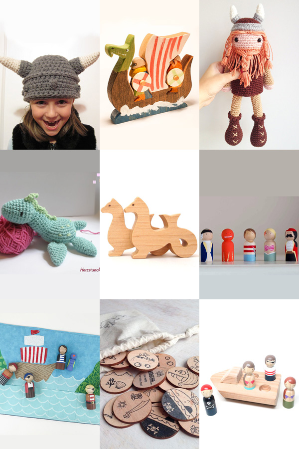 50 Handmade Magical Folk and Mythical Creatures Kids Gift Ideas: Great gifts for imaginative kids