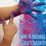 9 Ways to Encourage a Child's Creativity