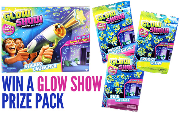 Moose Toys Glow Show Products