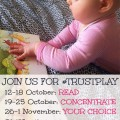 Join the #TrustPlay Challenge in October