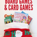 25 Family Friendly Board Games and Card Games with suggestions for kids of all ages