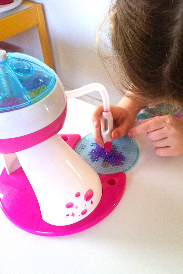 Best Gifts for Kids: Check out Beados. A great gift for kids who love to create. Uses water to fuse, no ironing!