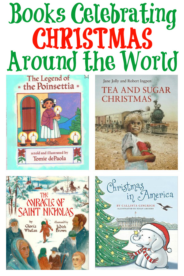 7 Books Celebrating Christmas Around the World
