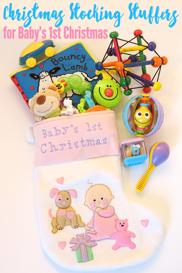 Baby Gift Ideas For Christmas : Christmas stocking stuffers for baby s st