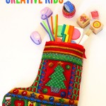 Christmas stocking stuffer ideas for creative kids