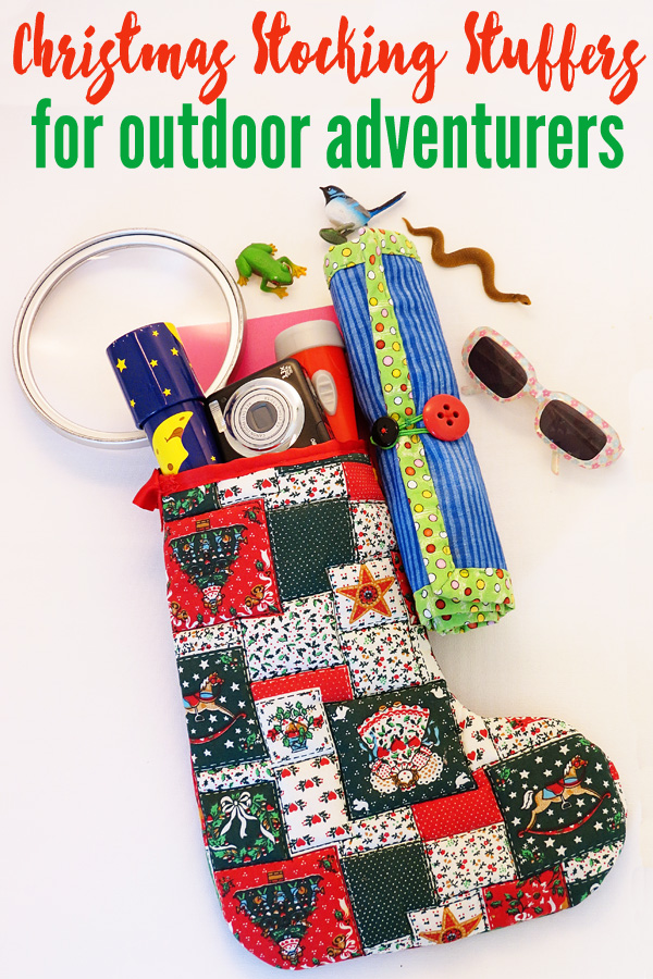Christmas stocking stuffer ideas for kids who are outdoor adventurers