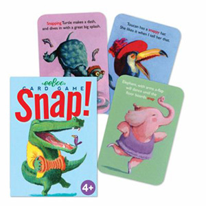 Card games for preschoolers