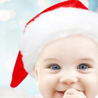 Stocking Stuffers for Baby's First Christmas