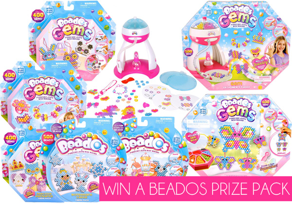 Win a Beados prize pack