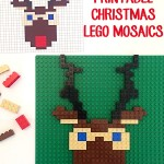 3 Printable Lego Mosaic Patterns