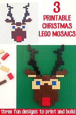 3-Printable-Lego-Mosaic-Patterns