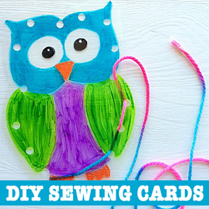 DIY-sewing-cards-from-recycled-takeaway-lids