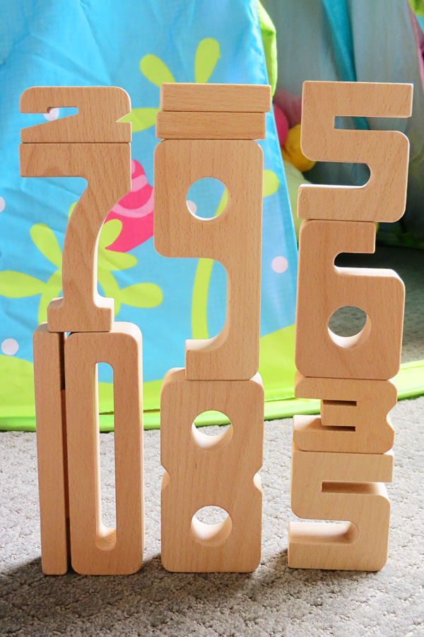 Learning through block play