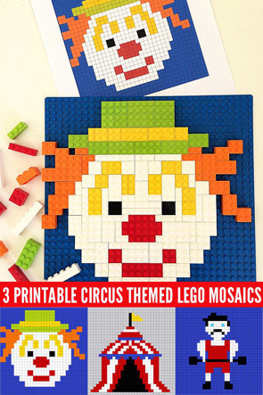 Lego-Circus-Themed-Mosaic-Printables-by-Childhood-101