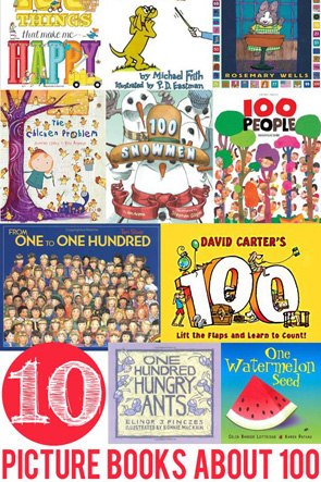 10-Books-Exploring-Concepts-Relating-to-Counting-to-100_Great-for-100-day-of-school-celebrations