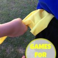 Games for kids: How to play TAILS. Part of an awesome collection of active games for kids of all ages.
