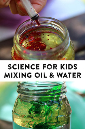 Science-for-Kids-Oil-Water-Detergent-Experiment