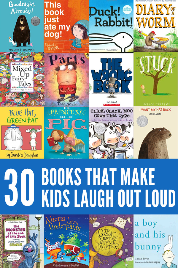 30-funny-books-for-kids