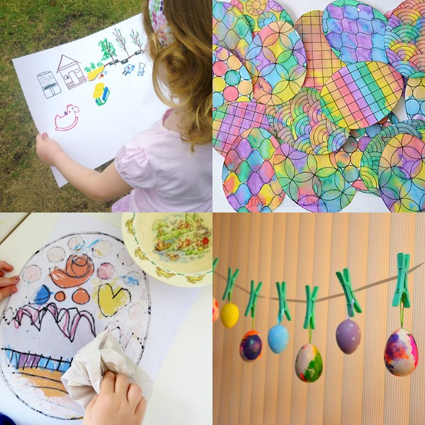 Easter Play Ideas for Kids