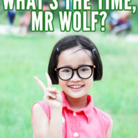 Games for Kids: How to Play What's The Time Mr Wolf?