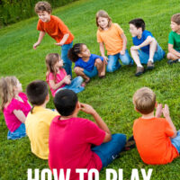 Games for Kids: How to Play Duck Duck Goose