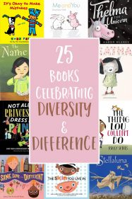 25 Picture Books Celebrating Diversity & Difference