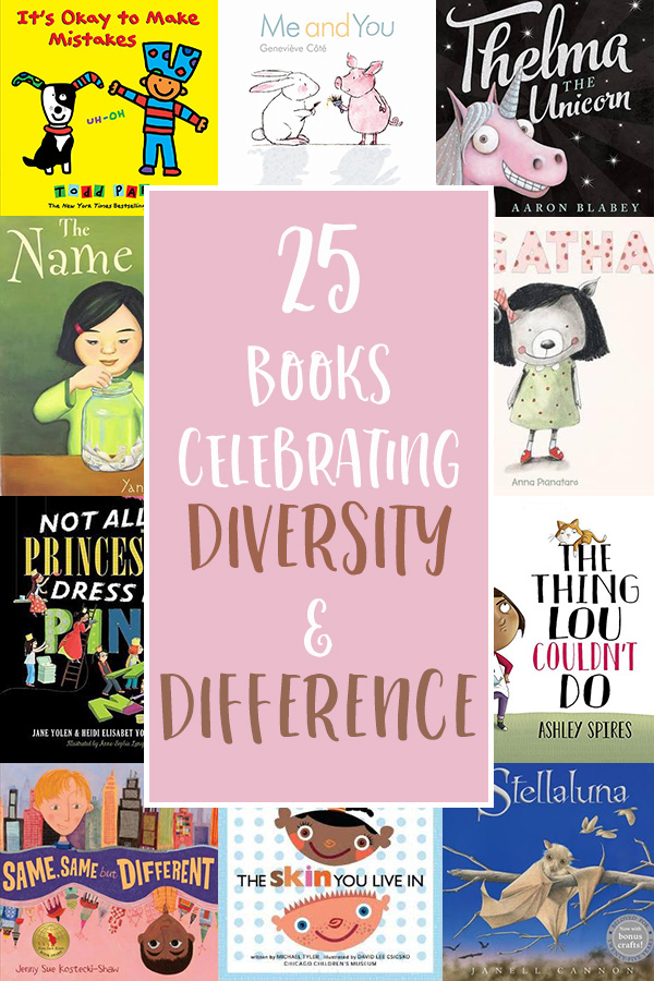 Picture Books About Diversity and Difference