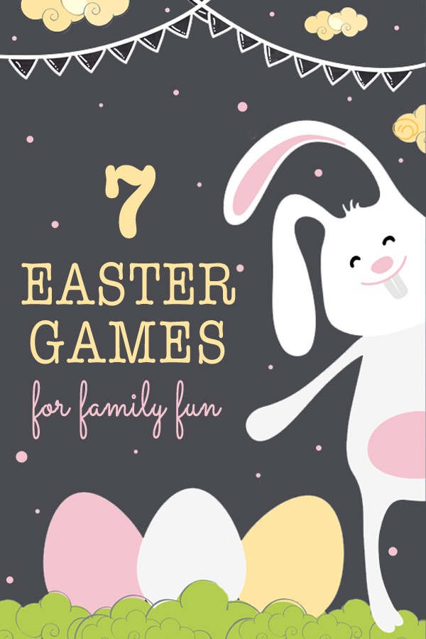 For some super awesome family fun this Easter, check out our collection of 7 Easter game ideas. You'll be sure to create some special memories with these!