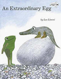 Egg Books for Kids: An Extraordinary Egg