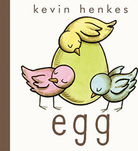 Egg Kevin Henke: Books about Eggs