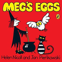 Meg's Eggs: Books about Eggs for Kids