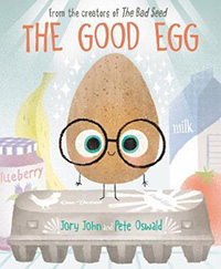 21 Picture Books about Eggs: The Good Egg