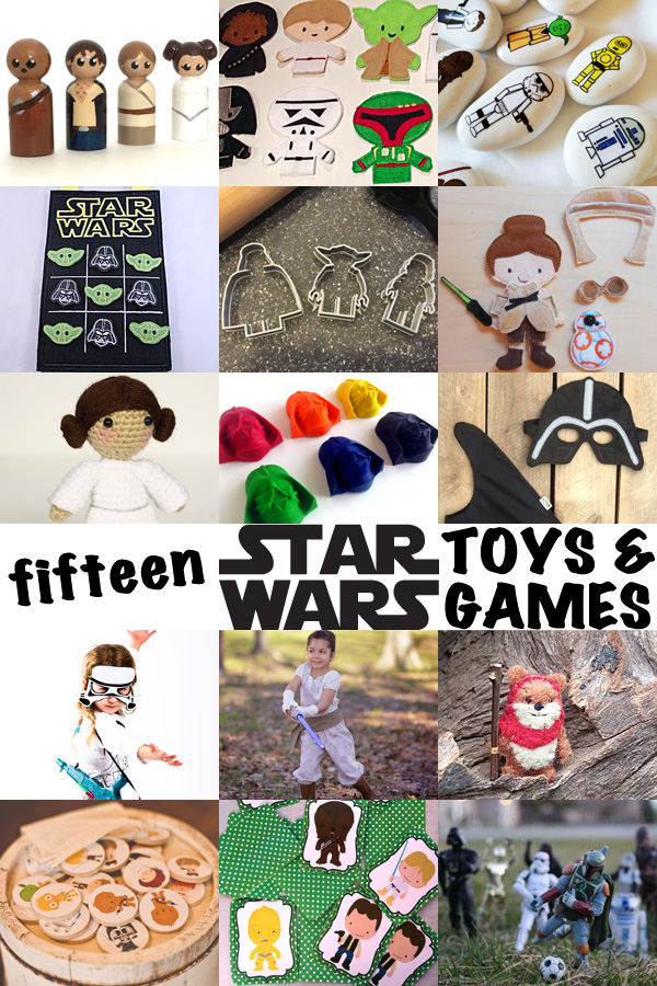 15 Fun Star Wars Games for Kids