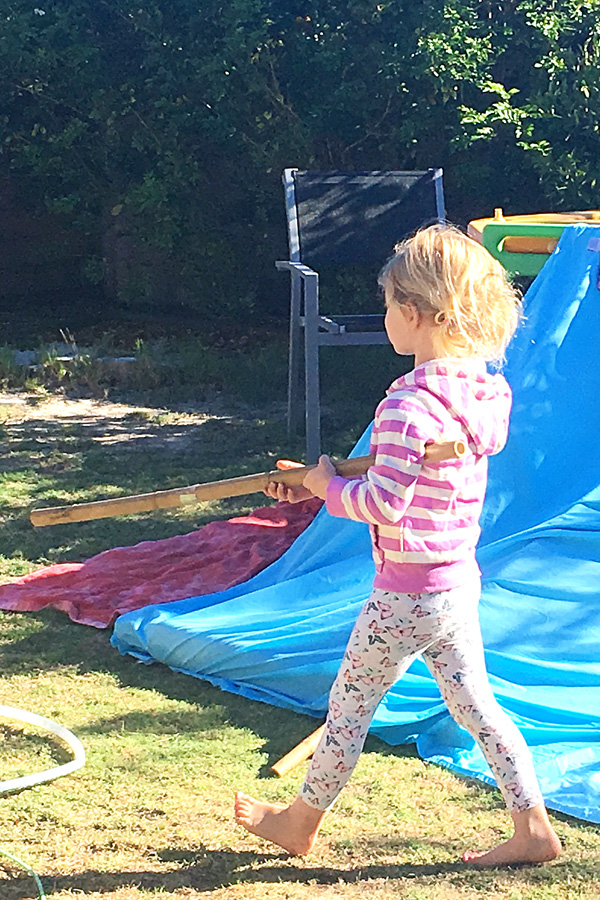 Let them go barefoot and 6 more 'rules' for play. Why free play is so important for children and the 7 rules parents need to let them have more time and opportunity for it