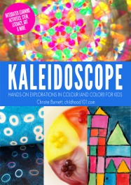 KALEIDOSCOPE: Hands-On Explorations in Colour (and Color!) for Kids