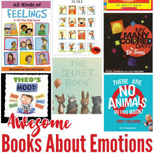 Awesome Books About Emotions