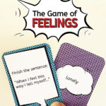 The Game of Feelings: Awesome social emotional game for exploring feelings and emotions with children ages 8 to 12 years