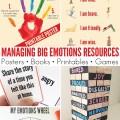 Managing Big Emotions Resources for Parents and Teachers